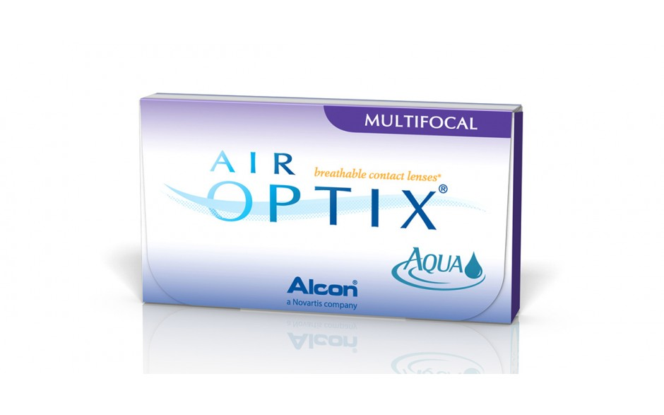 Air Optix Aqua Multifocal 3 Pack