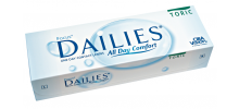 Focus Dailies All Day Comfort Toric 30 pack