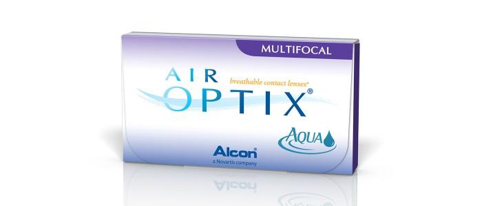 Air Optix Aqua Multifocal 6 Pack