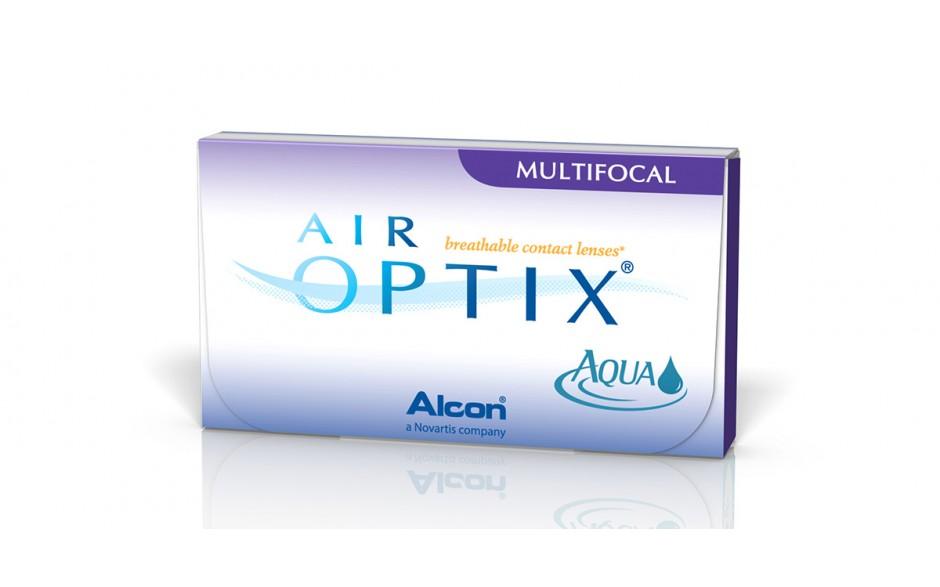 Air Optix Aqua Multifocal 3 Pack