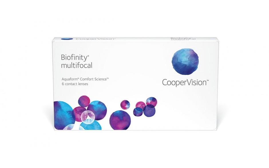 Biofinity Multifocal 6 Pack