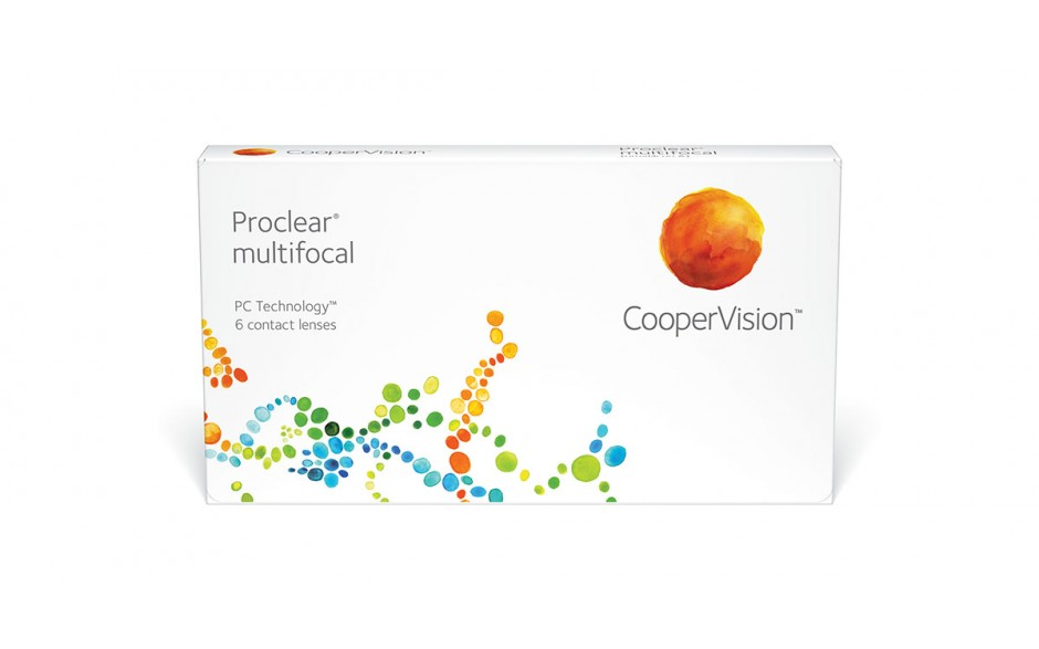 Proclear Multifocaal 6 Pack