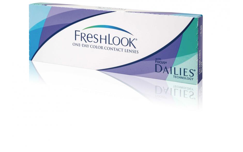 Freshlook One-Day 10 pack