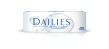 Focus Dailies All Day Comfort 30 pack