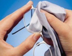 bril poetsen 2